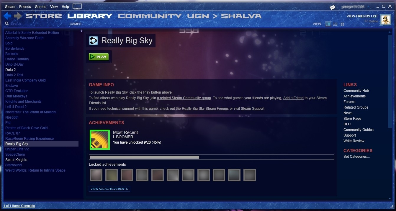 original steam skin